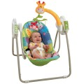 fisher-price-portable swing discover and grow